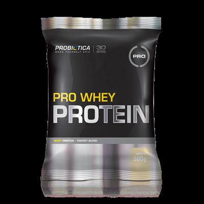 Pro whey protein 500g