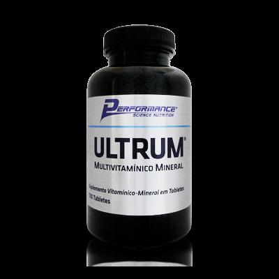 Ultrum Multivitaminico Mineral 100 tbs