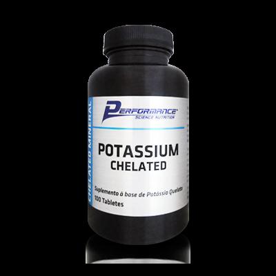 Potassium Chelated 100 tabletes
