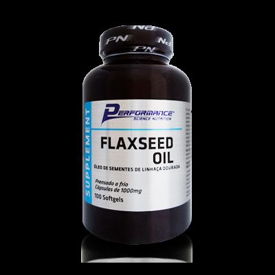 Flaxseed Oil 1000mg 100 softgels