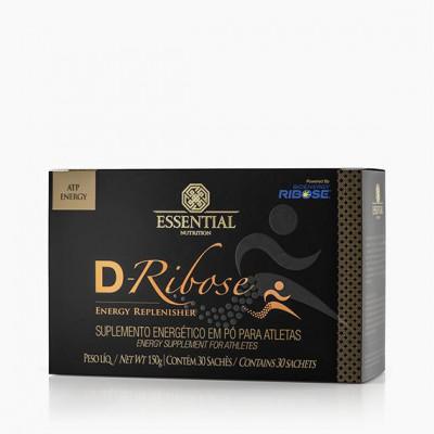D-Ribose Box c/ 30 sachês Essential