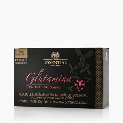 Glutamina Box c/ 30 sachês Essential