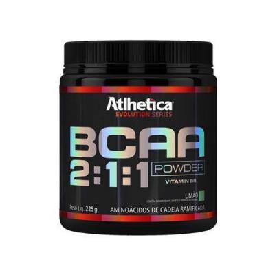 Bcaa 2:1:1 Powder 225g Atlhetica