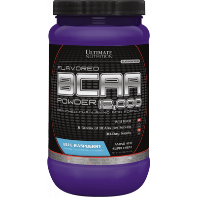 BCAA POWDER 12000 ULTIMATE NUTRITION®
