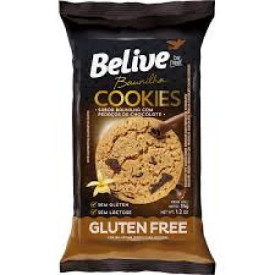 Cookies Baunilha 34G - Belive Be Free