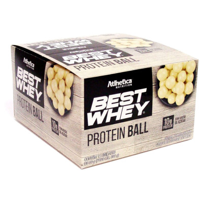 BEST WHEY PROTEIN BALL CX12 ATLHETICA