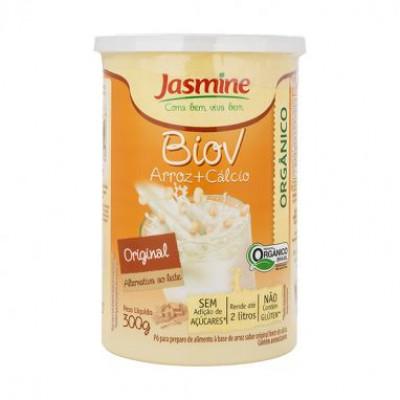 Biov Arroz em Pó Orgânico 300G - Jasmine