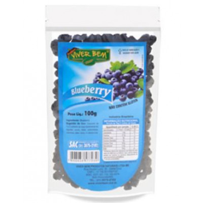 Blueberry 100G - Viver Bem