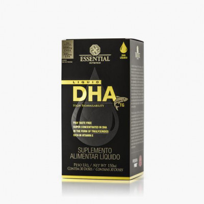 Liquid DHA TG 150ml 30 Doses - Essential