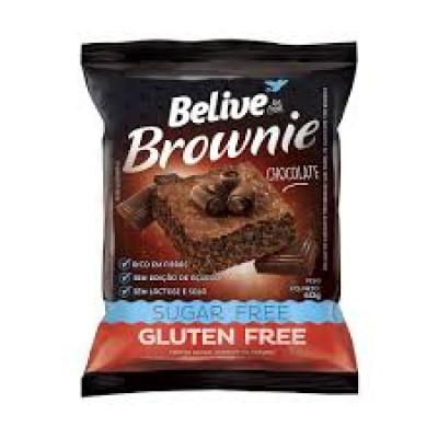 Brownie Chocolate 40G - Belive Be Free