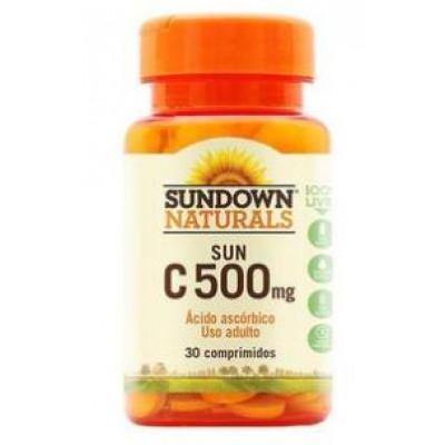 SUNDOWN C 500MG 30 COMPRIMIDOS