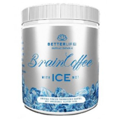 Brain Coffee With ICE MCT 200G - Betterlife