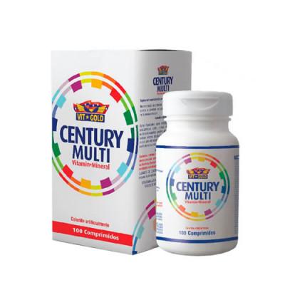 Century Multi 100 Comprimidos - Vit Gold