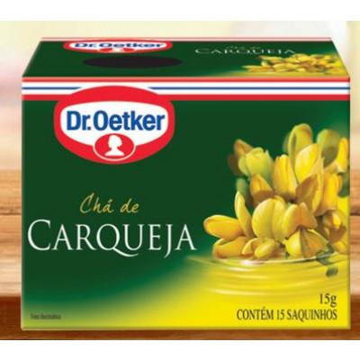 Chá de Carqueja 15 Sachês - Dr. Oetker