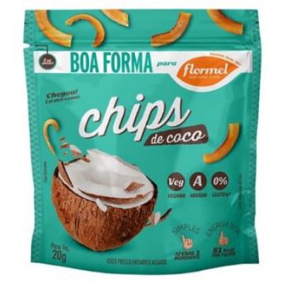 Chips de Coco 20G – Flormel