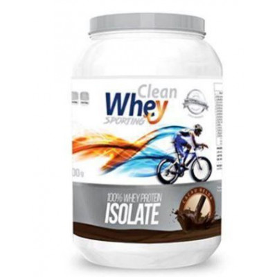 CLEAN WHEY  ISOLATE 900G