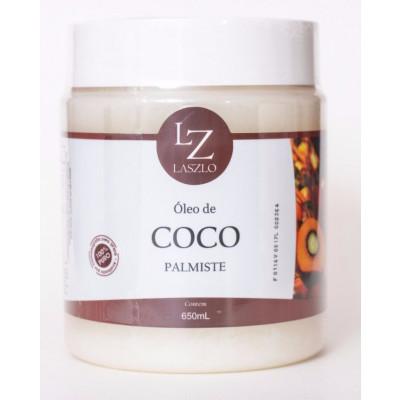 Óleo de Coco Palmiste Refinado 650ML - Laszlo