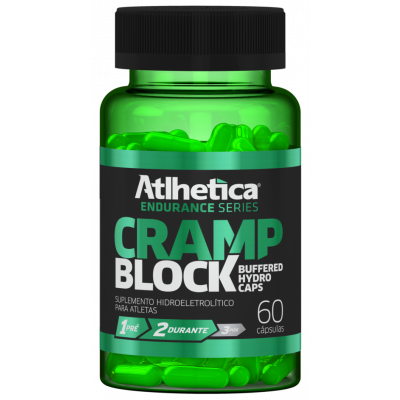 CRAMP  BLOCK 60 CAPSULAS