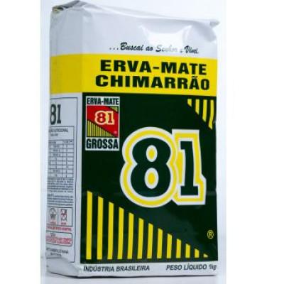 Erva Mate Grossa 1KG 81