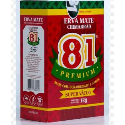 Erva Mate Chimarrão Premium 1KG 81