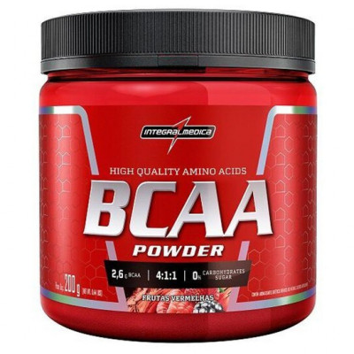 BCAA POWDER 200G INTEGRALMEDICA