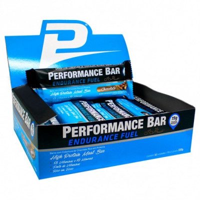 Performance Bar caixa c/12