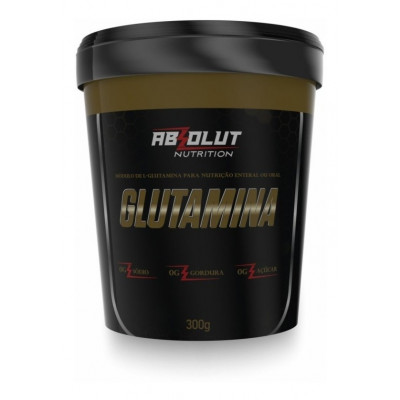 Glutamina 300G - Absolut Nutrition