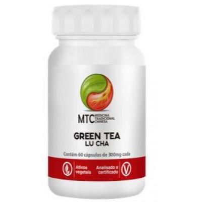 GREEN TEA LU CHA 60 CAPSULAS
