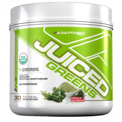 Juiced Greens 180g Fruit Punch