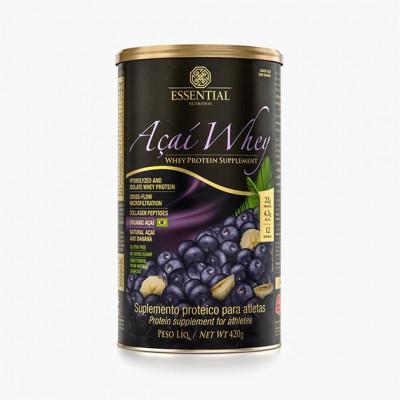 Açaí Whey 420g Essential