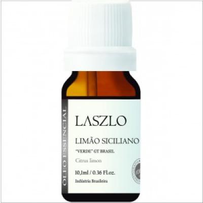 Óleo Essencial de Limão Siciliano 10,1ML - Laszlo