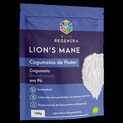 Lion's Mane 100G - Viva Regenera