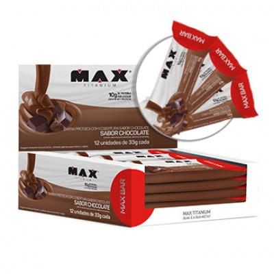 MAX BAR MAX TITANIUM (CAIXA C/ 12 UNIDADES)