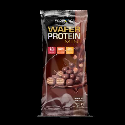 Mini Wafer Protein caixa c/12
