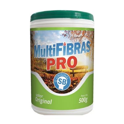 Multifibras Pro SB 500G Original Apisnutri
