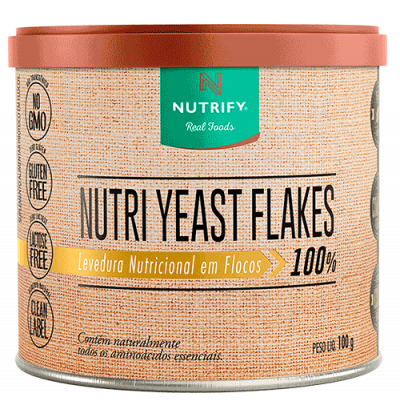 Nutry Yeast Flakes 100g