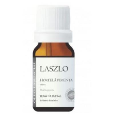 Óleo Essencial de Hortelã Pimenta 10,1ML - Laszlo