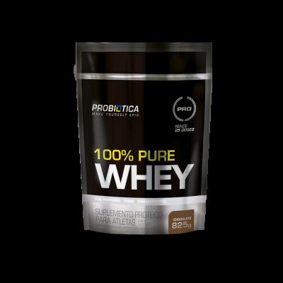 100% Pure Whey Refil Probiotica