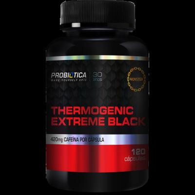 Thermogenic Extreme Black 120 cápsulas