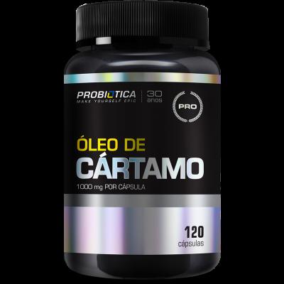 CA Oleo De Cartamo 120Capsulas