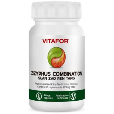 Zizyphus Combination 60 Cápsulas - Vitafor