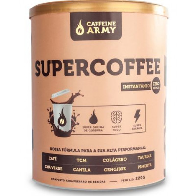 SuperCoffee 220G - Caffeine Army