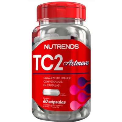 TC2 Actmove 60 Cápsulas Nutrends
