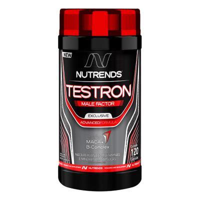 Testron Male Factor 120 Cápsulas - Nutrends