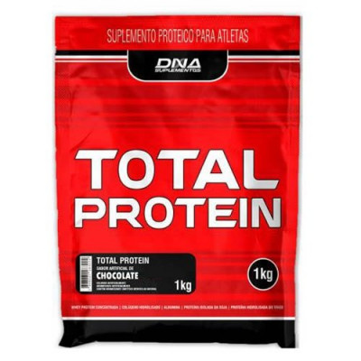 Total Protein 1KG Dna