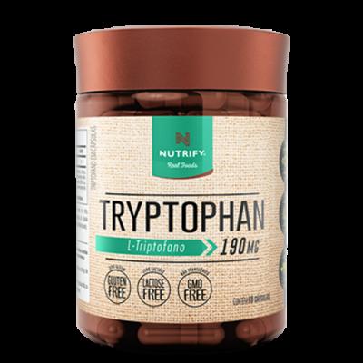 Tryptophan 60 capsulas