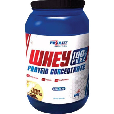 Whey 100% Pure Protein Concentrado 900G Absolut Nutrition