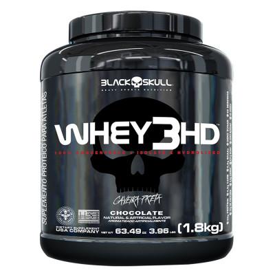 Whey 3HD 1,8KG Black Skull