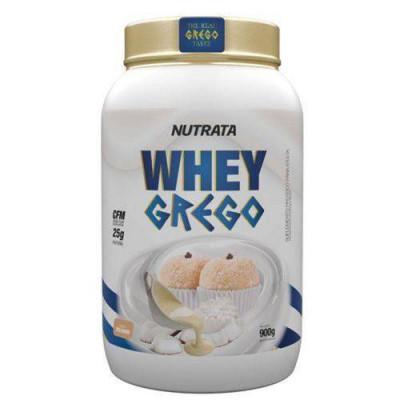 Whey Grego Nutrata 900G