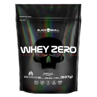 Whey Zero 837G Black Skull